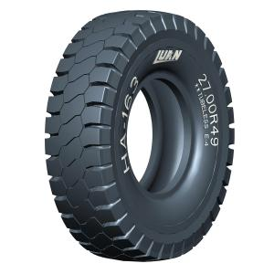 Giant tyres for dump trucks; superior mining tyres