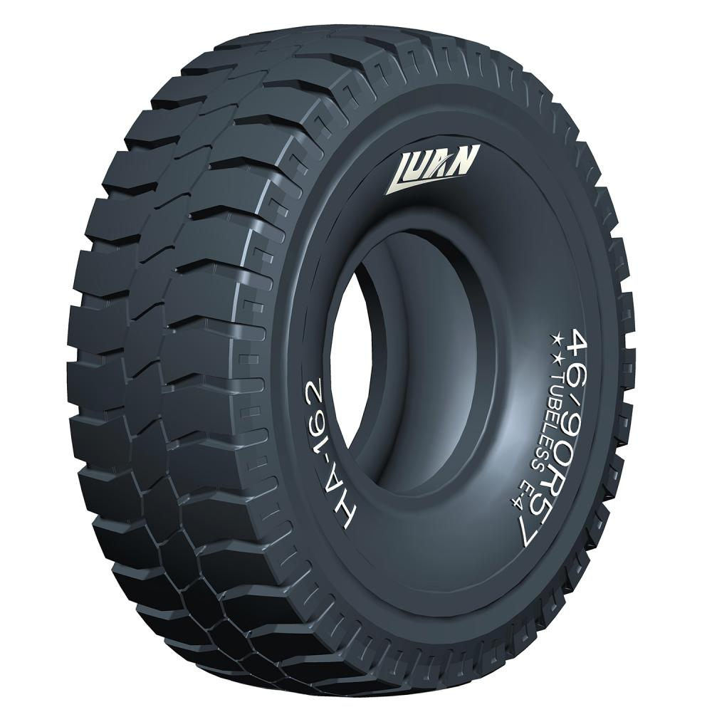 Giant earthmover tyres; Giant OTR tyres for earthmover