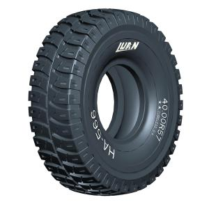 Giant mining OTR tires for BELAZ trucks; Mining tires for mining industry