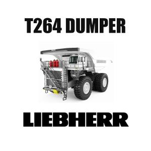 MINING OTR TIRES for coal mines;LUAN OTR Tyres are applied for LIEBHERR dumpers