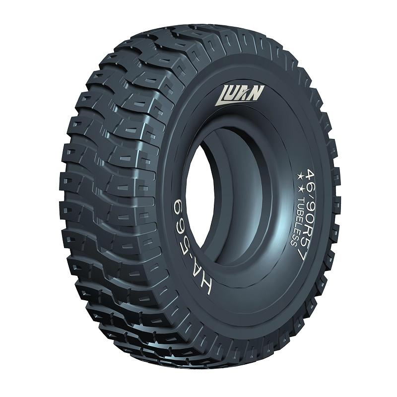 Heavy Haul Trucking Tires