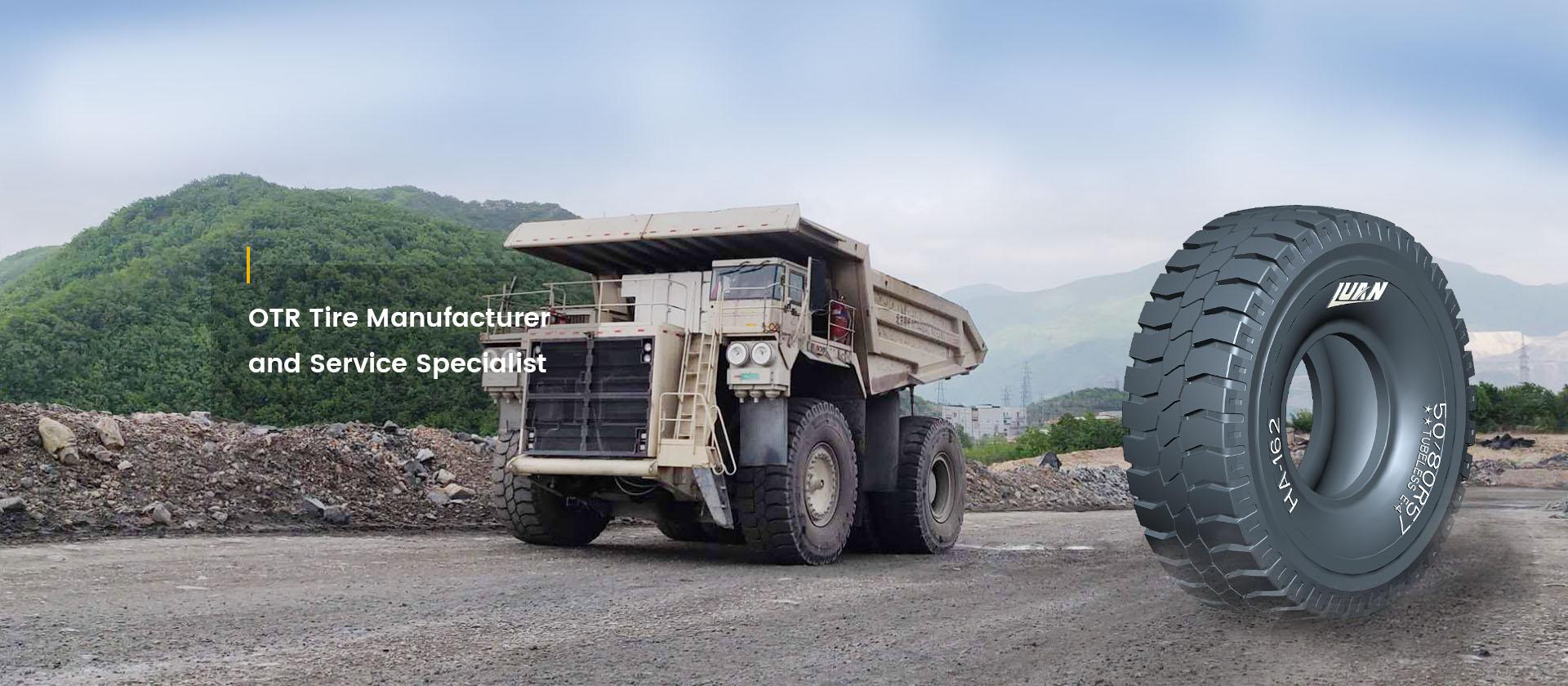 Giant OTR Tires