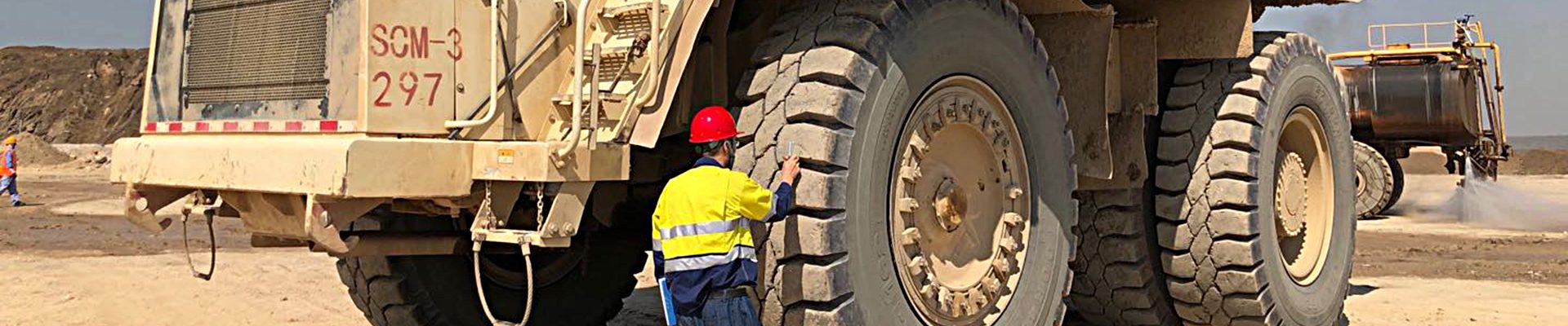 Tyre Service for Mining Companies