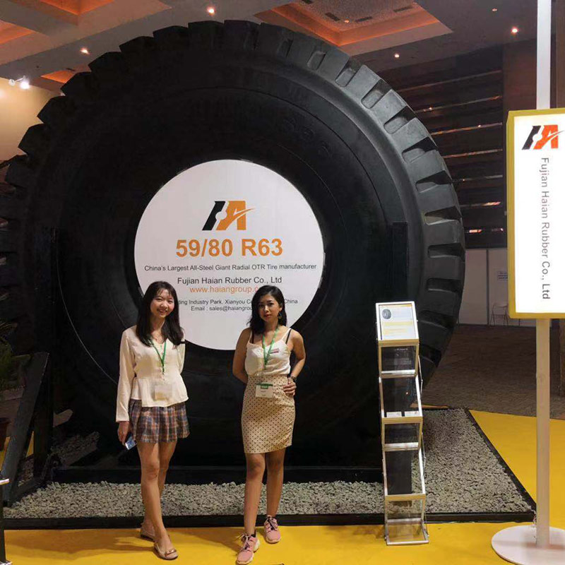 Congratulations to Haian Achieve Complete Success in Mining Indonesia 2019