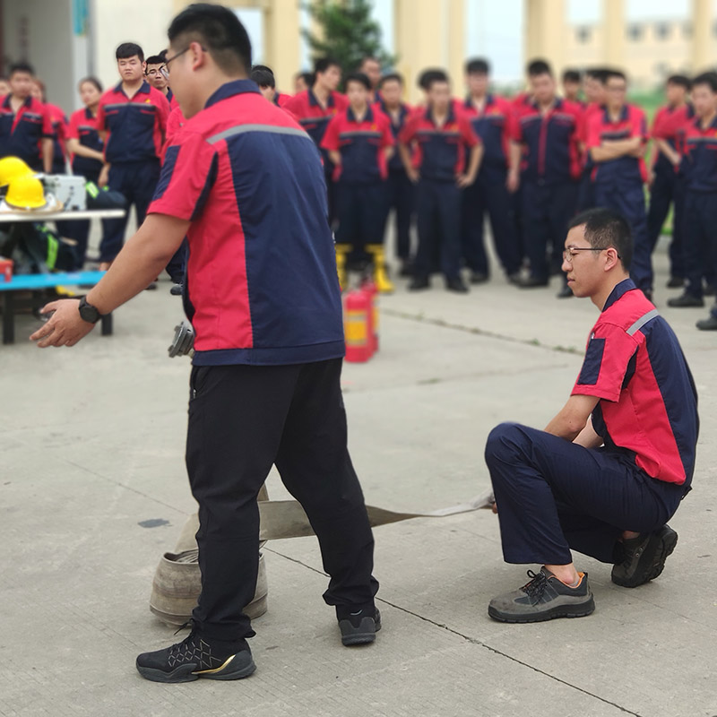 Haian Organize Regular Fire Drill to Improve Safety Awareness